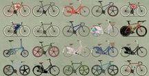 Bikes, bikes, bikes...