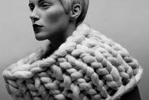Knitwear / Inspirations knitwear I fabrics I techniques