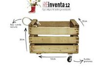 Cajas de madera decoradas + proyectos handmade