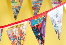 29th Superhero Birthday Party / Ideas for my up-coming birthday celebrations