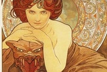 Mucha my obsession! / by Erica Haug