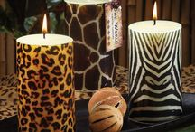 A la luz de las velas con calor de hogar / by Thelma Angélica