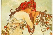Art Nouveau / by Mel Shipley