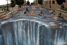 Streetart og Grafitti