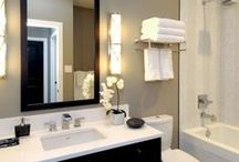 Bathrooms and Laundry Rooms