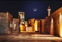 Destino: Médio Oriente / Inspiração para viajar no Médio Oriente, com dicas de viagens, os melhores destinos e ideias sobre o que visitar no Médio Oriente.
