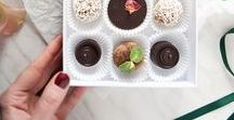 Vegan Truffles, Pralines, Energy snacks etc.