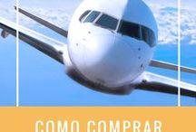Dicas sobre voos / Dicas sobre aviação, como conseguir voos baratos e tudo sobre as companhias low cost.