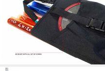 Scrim Bag / http://cvp.com/index.php?t=category/Smartset. New accessories for cameraman, photographers & sparks.