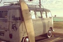 Prien's Volkswagens / Volkswagen, travel, notebooks and some retro feeling. / by Prien