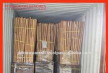Bamboo Pole / Bamboo Poles, Bamboo Pole