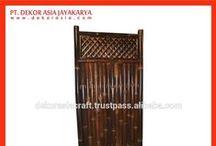 Bamboo Panel / Bamboo Panel