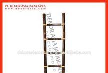 Bamboo Ladder / Bamboo Ladder