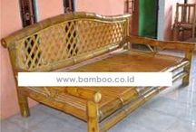 BAMBOO FURNITURE / BAMBOO FURNITURE, BENCH, CHAIR. ETC