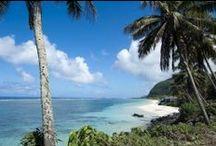 Destino: Oceania / Inspiração para viajar na Oceania, com dicas de viagens, os melhores destinos e ideias sobre o que visitar na Oceania - incluindo Austrália, Nova Zelandia, Fiji, Polinésia Francesa e ilhas Cook.
