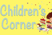 Children's Corner / Books and activities for your little one