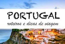 Viajar em Portugal / Inspiração para viajar em Portugal, com dicas de viagens, os melhores destinos e ideias sobre o que visitar em Portugal - Porto, Lisboa, Coimbra, Douro, Alentejo, Algarve.