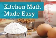 Kitchen Hacks & Tips