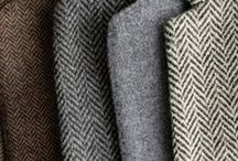 Tweed Temptation / A stylish selection of dapper tweed styles, this seasons top trend!