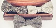 Luxury Ties / The perfect finishing touch to your look!
