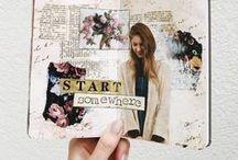 • creative journal