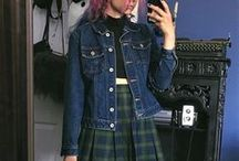 Clothes / girls clothes grunge