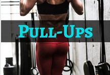 Pull-Ups / If you are a beginner and are looking to perform your first pull-up, or if you can already perform a few pull-ups and wish to perform more, I will provide you with an abundance of exercises and tips, including pull-ups for beginners, pull-ups for women, pull-ups for men, pull-ups for muscle building, home pull-up workouts, gym pull-up workouts, pull-up regressions, pull-up progressions, pull-up exercises, full body exercises for pull-ups, core exercises for pull-ups, and pull-up variations.