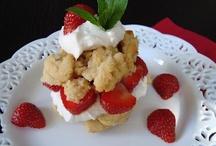 Food:  Sweet Treats