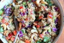 Vegan (or easily made vegan) recipes