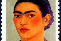 Frida  / by Original Verónica Perez