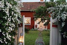 Houses in Sweden