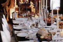Christmas Dining / Bring some festive style to your dinner parties this christmas.....
