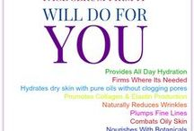Maturing Skin / for over 40 I have formulated some amazing products for us