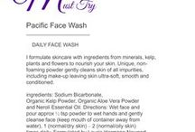 Oily Skin / for young and old, oily and acne challenged - let's get it under control today