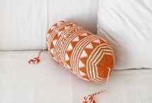 Crochet and knitting / Det hyggelig