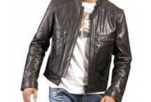 MEN'S JACKETS / Alanic offers fashionable men's jackets. Thinking of buying leather jackets for men? Check out the online jackets shopping options at Alanic.