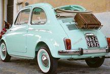 Fiat500 / Min bil