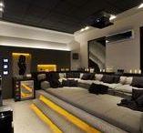 Mega Media Rooms