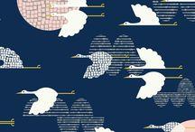 print // pattern