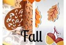 Fall Decor / The best designs, crafts and colors for fall in your home.