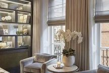Stylish Window Dressings
