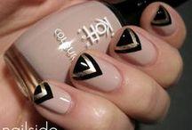 Nails / tips for nails, ideas, nailart , colour