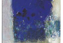 JOAN MITCHELL  1925-1992, / Konst