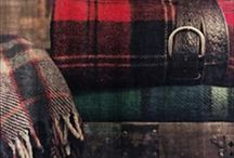 Wool, tartan, and everything cosy