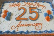 25th Anniversary Celebration / On Saturday, August 8th, 2015 Portage Lakes Library Celebrated 25 years at our current location