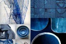 m o o d y   b l u e / deep shades of blue
