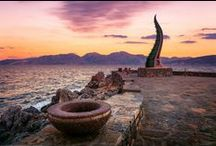 Places / Μέρη που έχω επισκεφθεί αλλά και μέρη που θα ήθελα πολύ να επισκεφθώ #greekislands # #travel_is_my_life