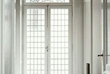 d o o r s / exterior and interior doors
