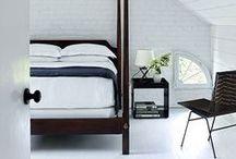b e d r o o m / Bedroom interiors