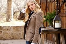 Autumn/Winter Fashion / Cozy Outfits for those chilly days...